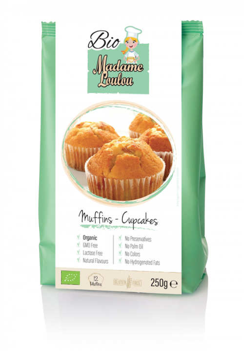 Gluténmentes álom - bio muffinok és cupcake-ek