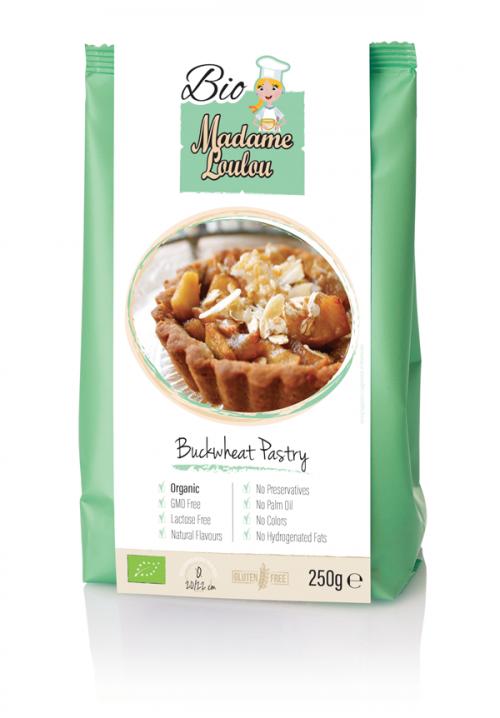 Gluténmentes álom - bio_hajdinás-omlós tészta