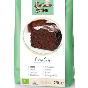 Gluténmentes álom - bio kakaós sütemény