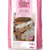 Köles kenyér gluténmentes porkeverék
