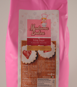 Gluténmentes álom - gluténmentes porcukor